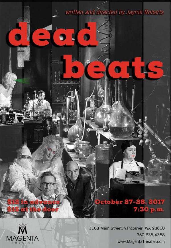 Dead Beats poster
