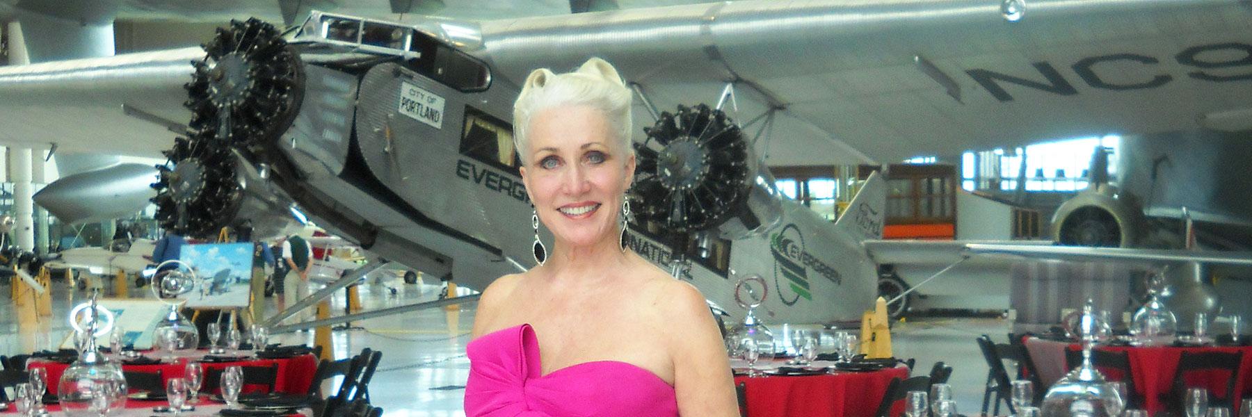 Linda Lee Michelet, glamour songstress
